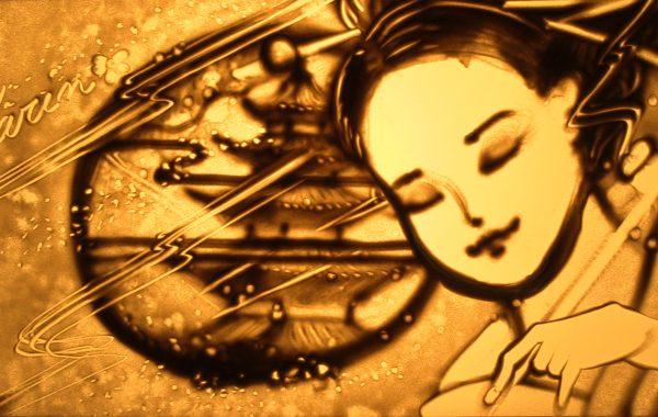 """雅""""MIYABI"""" Sand Art"""